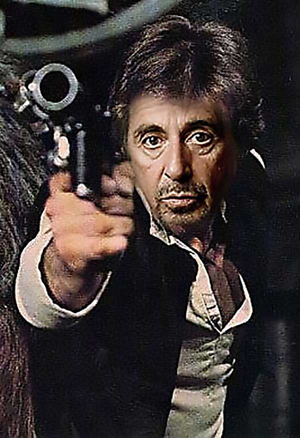 Han Pacino - What If Al Pacino Was Han Solo? - Funny Star Wars Pictures