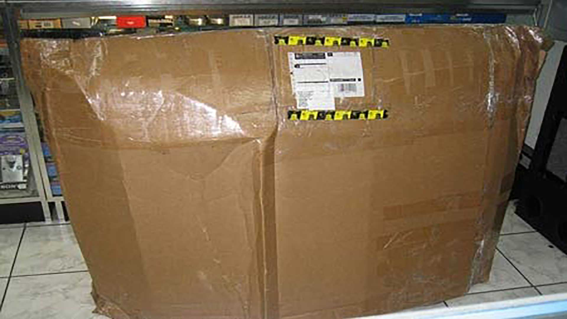 How NOT to Ship a HDTV 1
