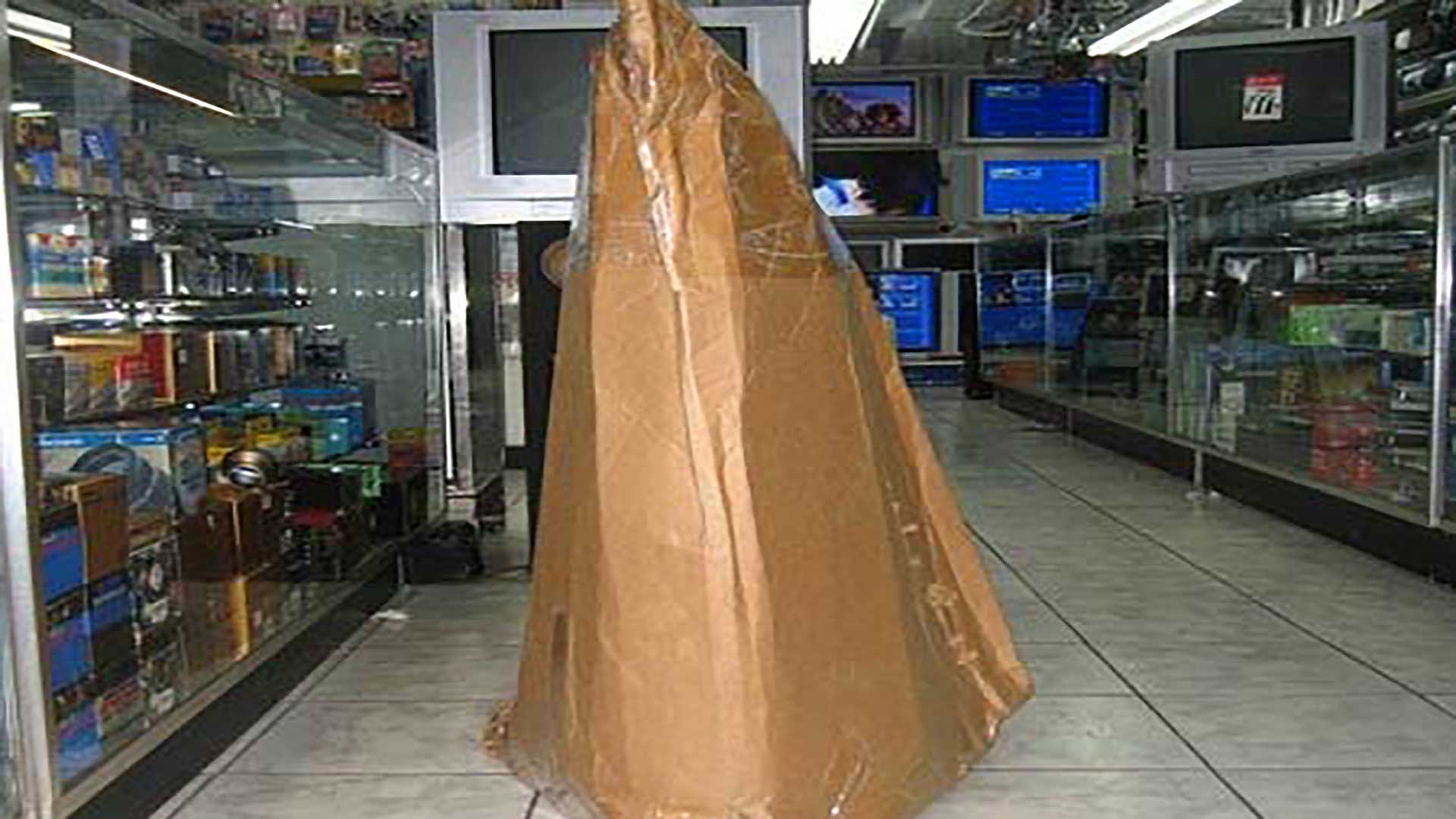 How NOT to Ship a HDTV 2