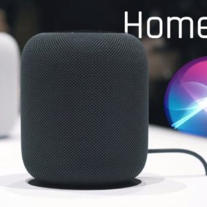 Apple Delays HomePod Release to Early 2018