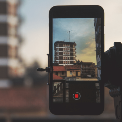 Make A Movie With An iPhone