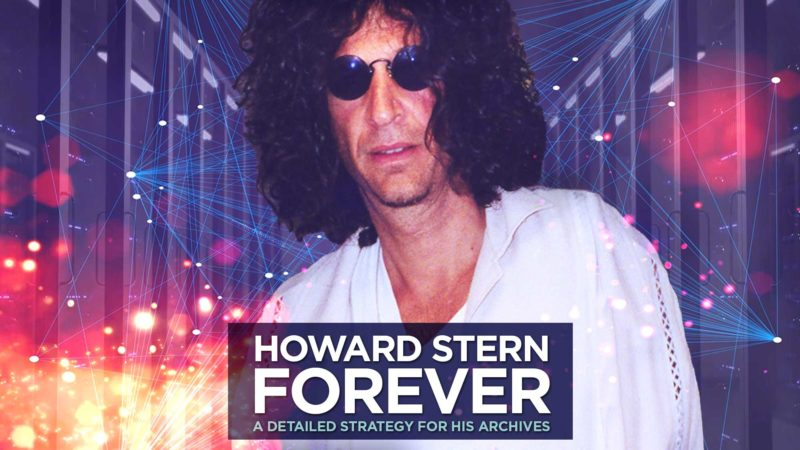 Howard Stern Forever - Howard Stern Retirement
