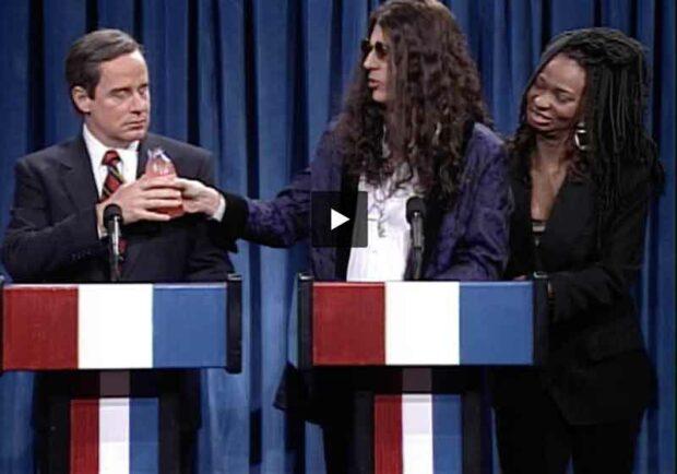 The 1994 New York City Gubernatorial Debate - Snl Cold Open