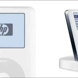 HP iPod and Updated iMac Launch Help Drive Apple Stock Price Higher (2004)