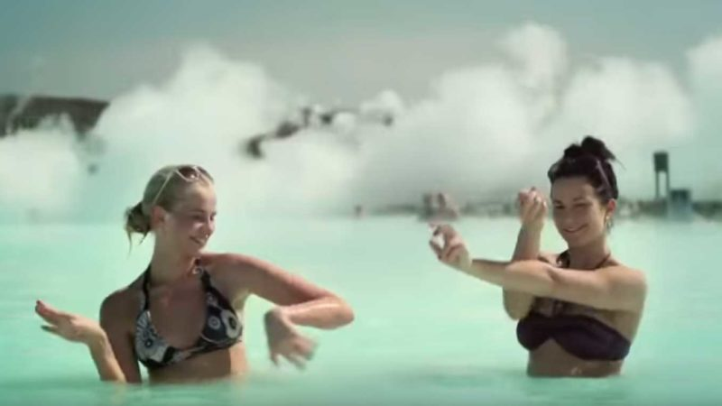 Iceland Tourism Goes Viral