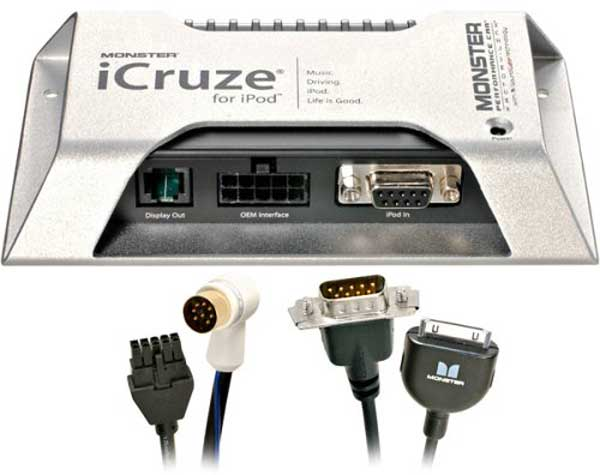 iCruze iPod Interface