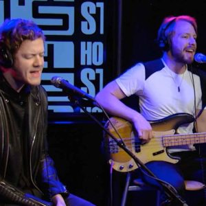 Incredible Version Of Radioactive By Imagine Dragons On Howard Stern