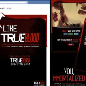 Immortalize Yourself With HBO True Blood's Video Facebook App