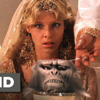 Indiana Jones and the Temple of Doom - Chilled Monkey Brains