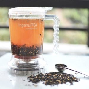 Upgrade Your Morning Tea With The ingenuiTEA Teapot