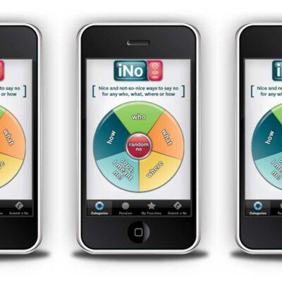 iNo iOS App