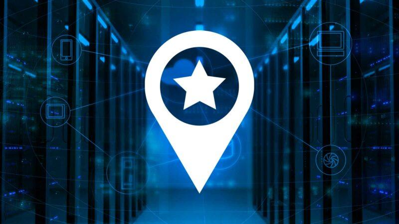 Internet Location Marker