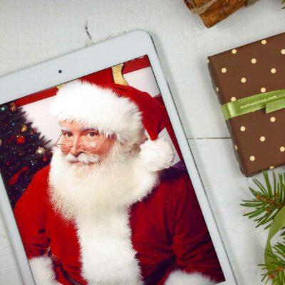 Santa's Christmas iPad