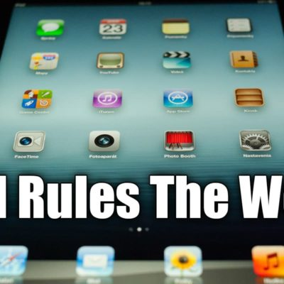 iPad Rules The World