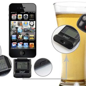 Preventing Drunk Driving with the iPega iPhone Breathalyzer
