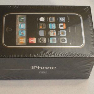 Unopened First Generation iPhone For Sale On eBay For $10,000?!