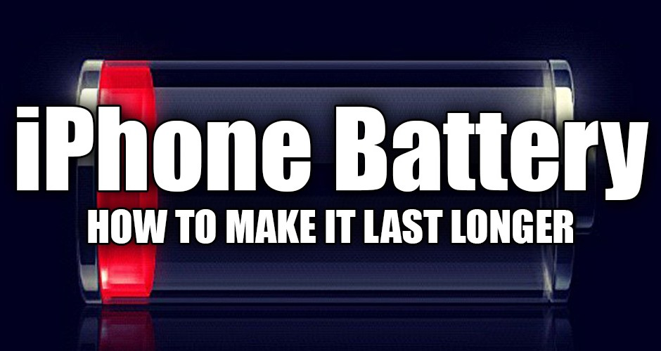 make iphone battery last longer 16 ways to make your iphone battery last longer 6220
