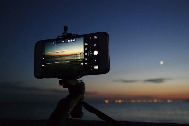 iPhone Time-Lapse At Night