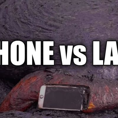 iPhone vs Lava