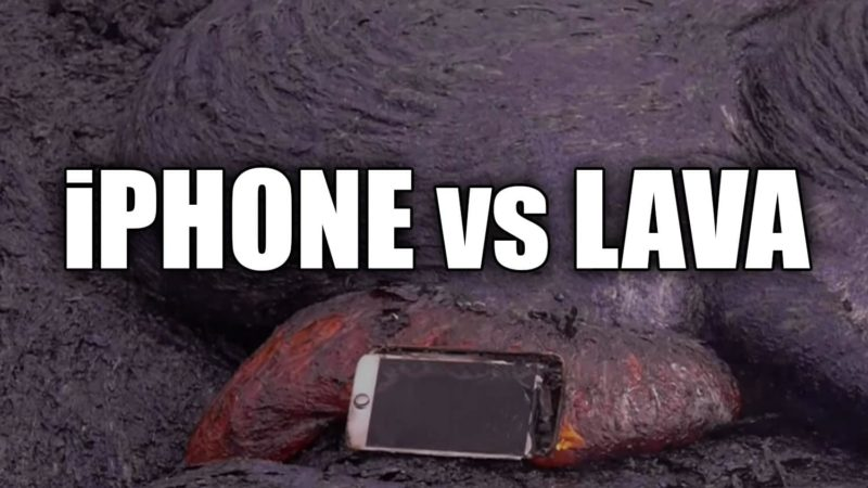 iPhone vs Lava