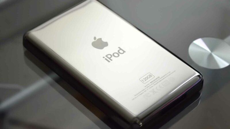 iPod 120 GB