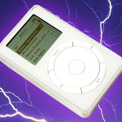 iPod 1G Charging