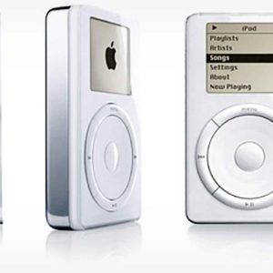 A Look Back at The First Generation iPod