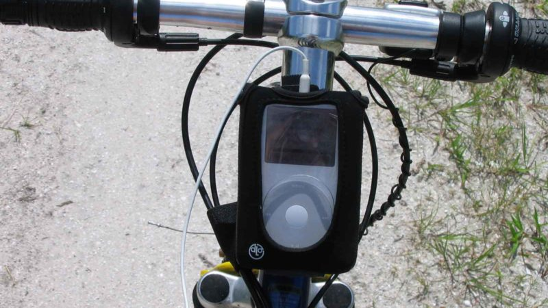 Police warning for Cyclist iPod users