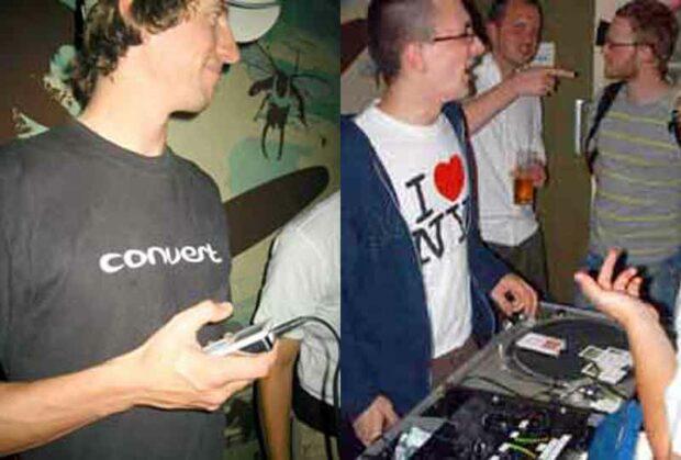 iPod DJ vs iPod DJ at London's noWax