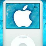 iPod Frozen in Ice
