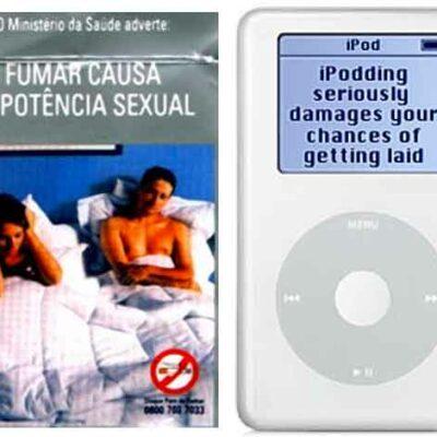 iPod Health Warnings