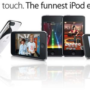 Apple Unveils iPod Touch: A New Touchscreen iPod With WiFi (2007)
