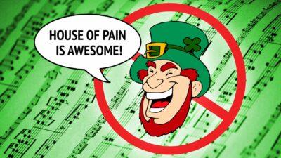 Rejected Irish Music
