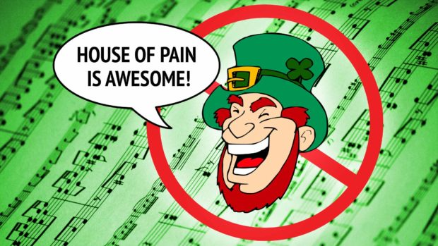 Rejected St. Patrick's Day Playlist Songs