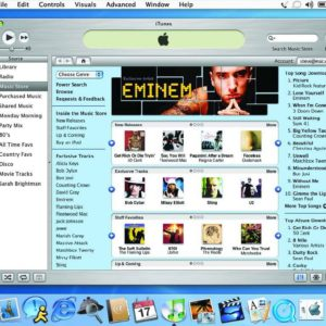Apple Announces iTunes Music Store Debut and New iPods (2003)