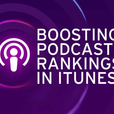 Boosting Podcast Rankings in iTunes