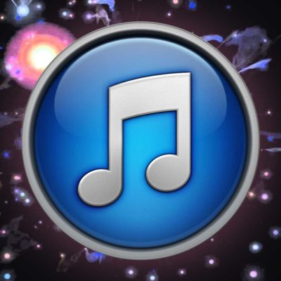 iTunes Visualizer