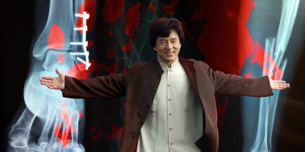 Jackie Chan Broken Bones And Painful Injuries