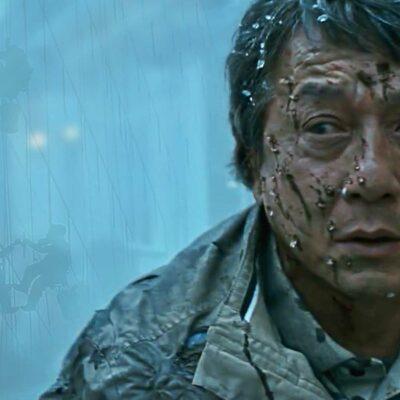 Jackie Chan Nosebleed