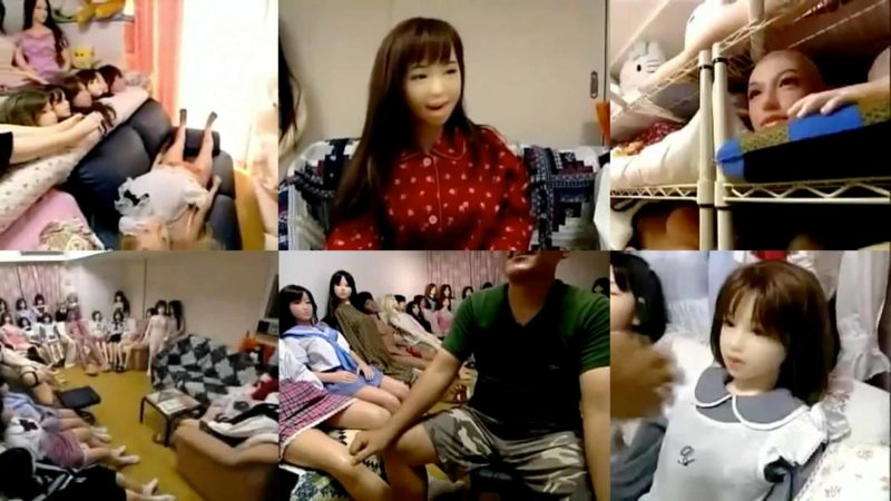 This Guy Owns 100+ Japanese Sex Dolls