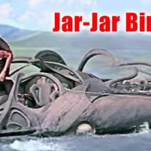 Jar-Jar Binks Dies In Edited Scene From Star Wars