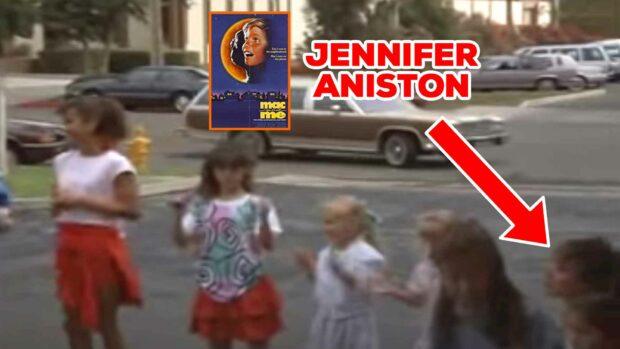 Jennifer Aniston Mac And Me Cameo