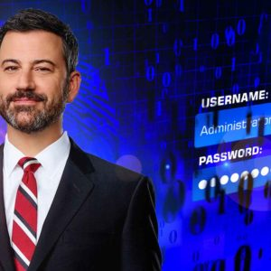 Jimmy Kimmel Demonstrates How Easy It Is To Social Engineer Passwords