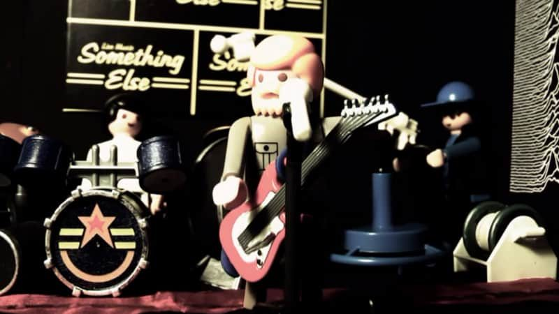 joy division playmobil video