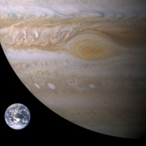Earth vs Jupiter: 5 Incredible Facts About Jupiter When Compared To Earth