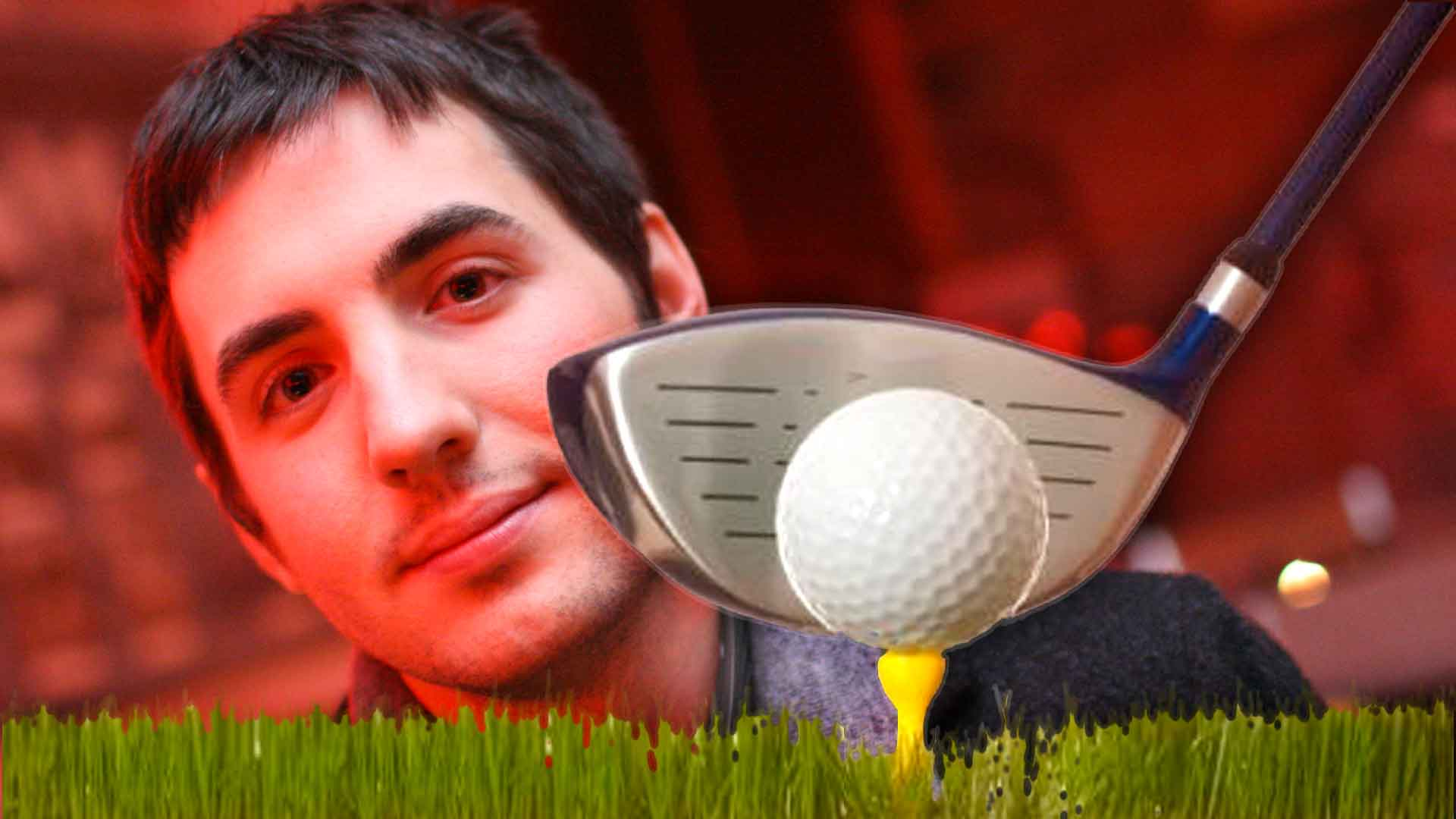 Ouch! Kevin Rose Drives A Golf Ball Into Diggnation Fan's Face
