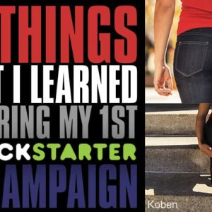 3 Lessons from Koben Clothing's KickStarter Campaign