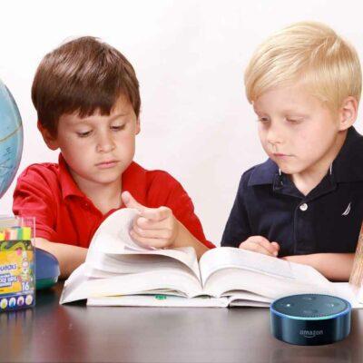 Generation Voice: Kids Study With Alexa