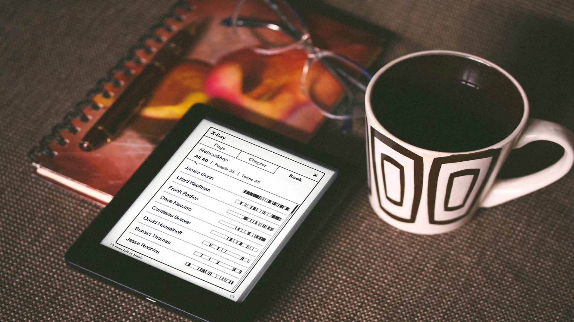 What Is Kindle X Ray And How To Use This Amazing Content