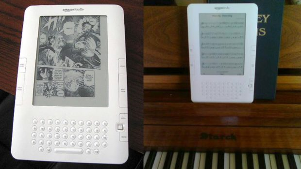Kindle Piano